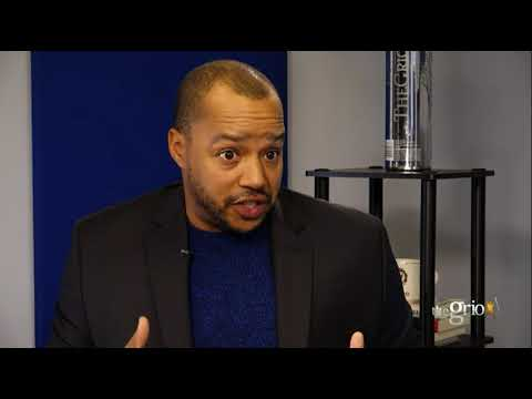 Donald Faison talks his acting career and checking your health on TheGrio LIVE