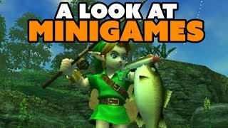 The best MINIGAMES Inside Games.... Its GAMECEPTION - The Know Gaming News
