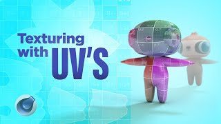 Texturing with UVs in Cinema 4D - Gain Total Control Over Your Materials