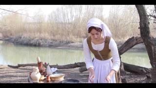 7 Средневековая кухня Англии. Молочные фриттеры «Способы приготовления еды» 1390г.