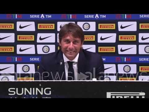 Inter, Conte: 'Sarri? Stia tranquillo, sta dalla parte forte'