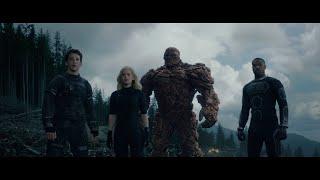 The Fantastic Four - ralphthemoviemaker