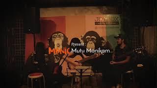 Dewa 19 - Aku Milikmu Acoustic Live Cover By Monic Mutu Manikam