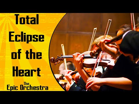 Bonnie Tyler - Total Eclipse Of The Heart | Epic Orchestra