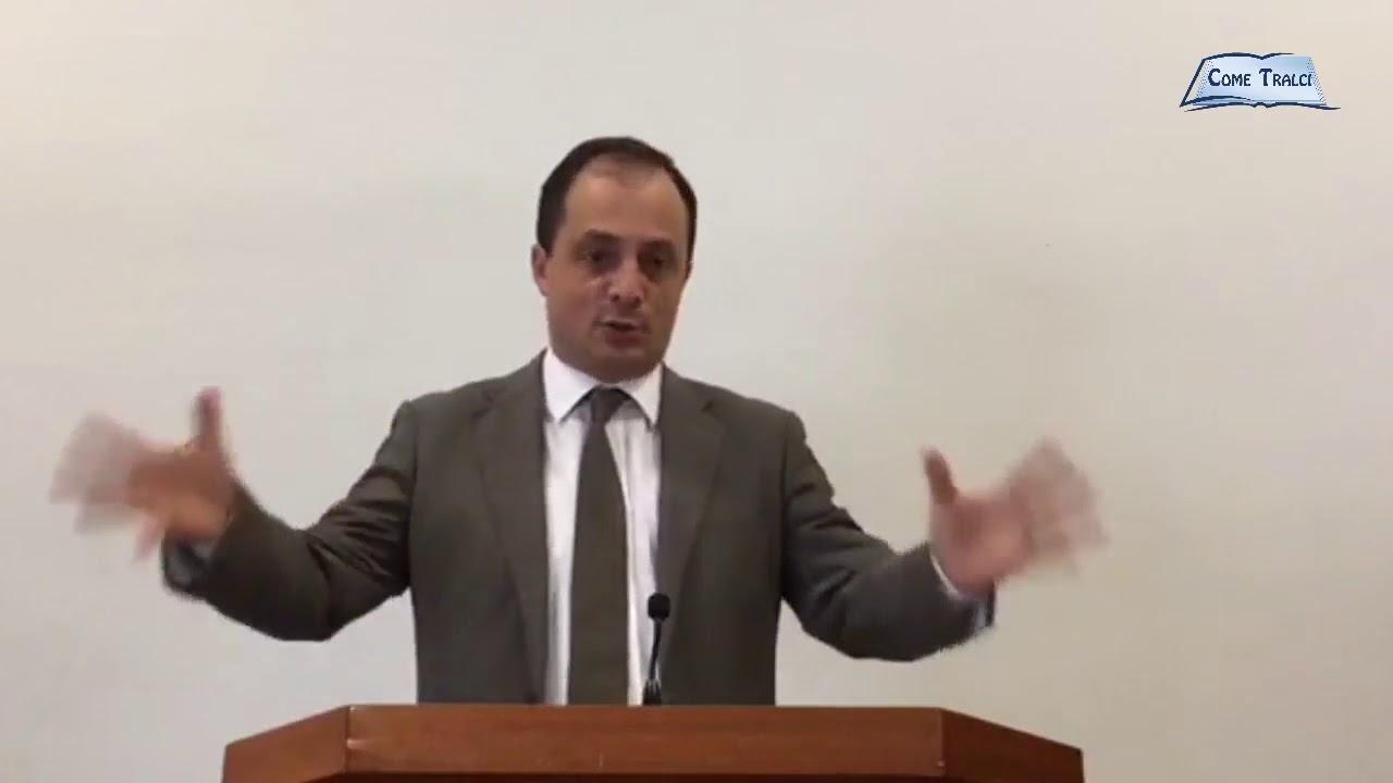"""Predicatore pastore Gennaro Chiocca """"Il cantico di Mosè"""