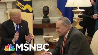 President Donald Trump Renews Threat To Close Southern Border Over Wall Funding | Hardball | MSNBC