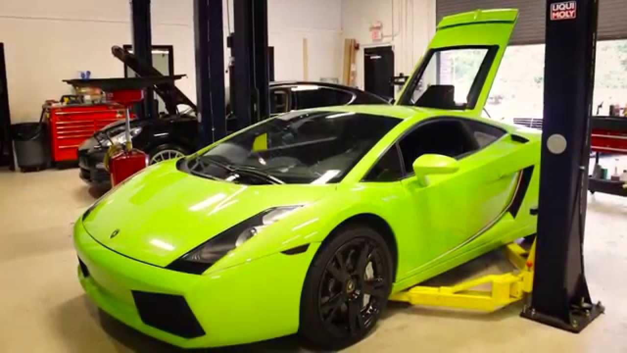 Lamborghini Oil Change Cost Car Image Ideas