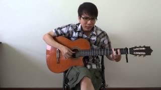 [Guitar cover] Lắng nghe nước mắt