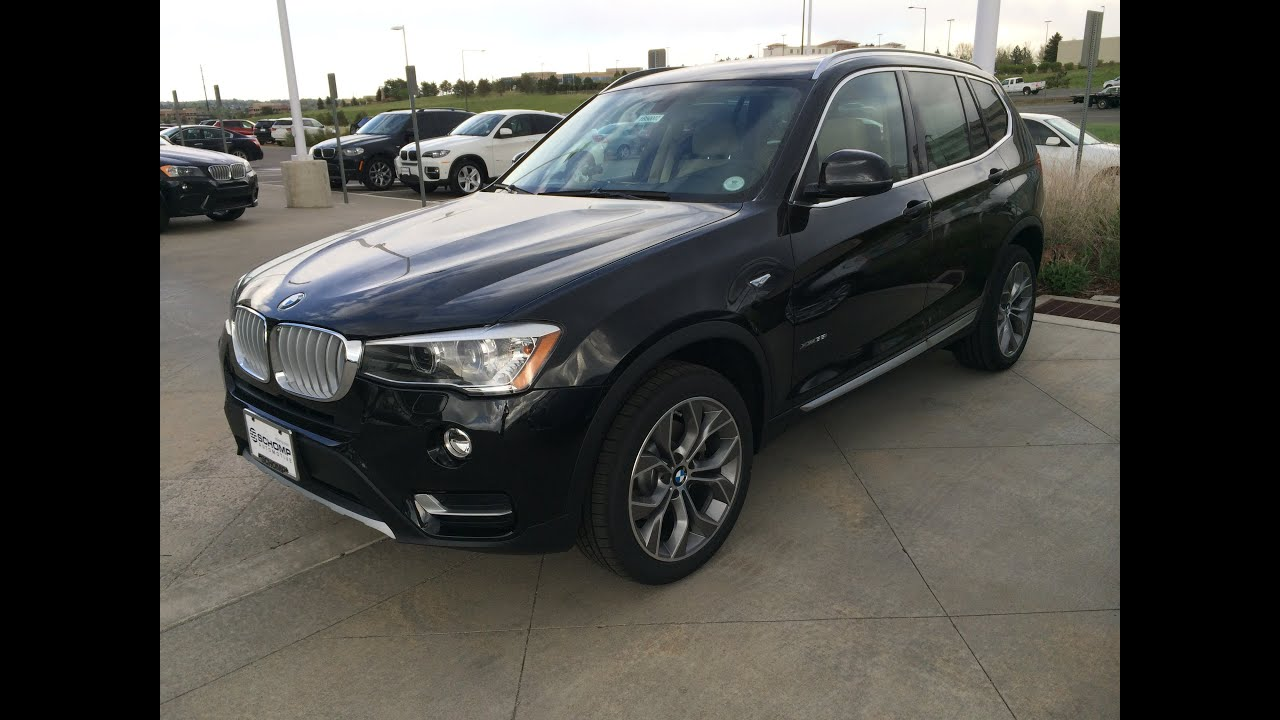 2015 bmw x3 xdrive35i xline start up in depth tour and review youtube. Black Bedroom Furniture Sets. Home Design Ideas