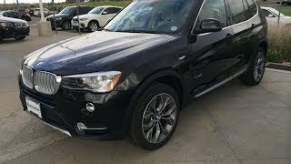 2015 BMW X3 xDrive35i xLine (Start Up, In Depth Tour, and Review)
