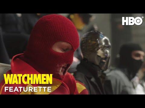 Watchmen: Making Of Featurette   HBO