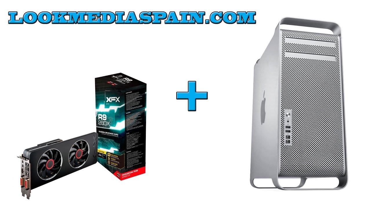 Flashear AMD R9 280X para Mac Pro