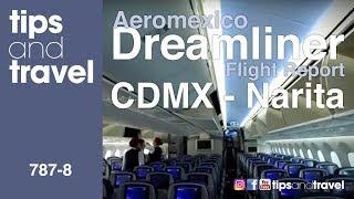 Aeromexico Dreamliner 787 8