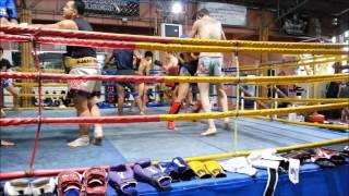 Video Muay Thai Padwork at Master Toddy's download MP3, 3GP, MP4, WEBM, AVI, FLV Agustus 2018