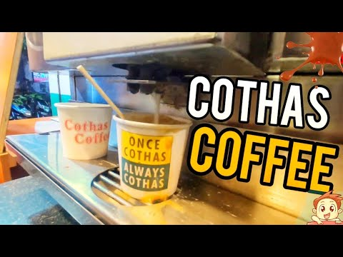 Cothas Speciality Blend Filter Coffee | Traditional Drip Filter Coffee | Bangalore Degree Coffee