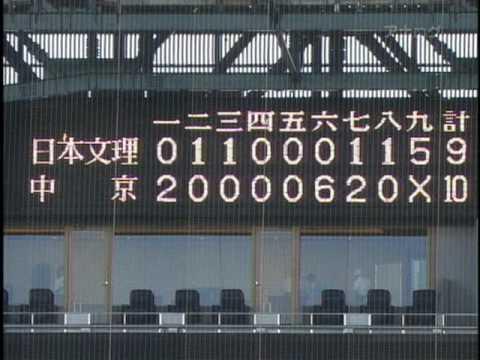 第91回全国高校野球選手権大会 決勝 日本文理対中京大中京 ハイライト