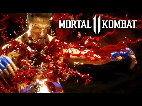 Mortal Kombat 11 - Johnny Cage vs Skarlet Official Gameplay thumbnail