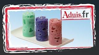 Bougies glaçons cools