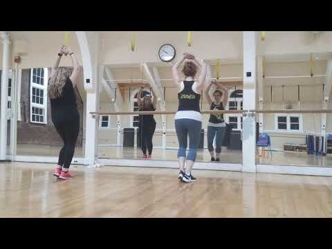 Suma Y Resta By Micha And Gilberto Santa Rosa (med/low Intensity Salsa For Zumba) Feat. My Girl KB