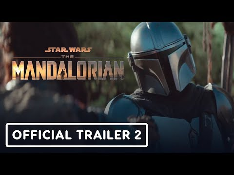 The Mandalorian - Official Trailer 2 (2019) Kyle Pacek, Pedro Pascal