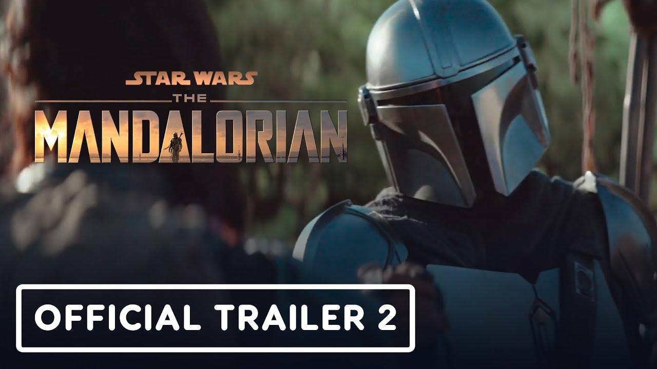 The Mandalorian - Trailer Oficial 2 (2019) Kyle Pacek, Pedro Pascal + vídeo