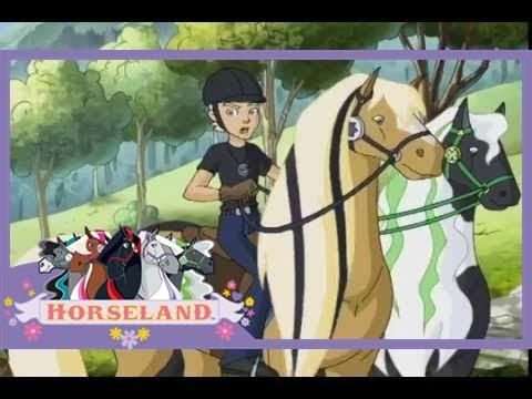 Horseland: Bienvenue au ranch - Le cri du loup