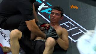 COMBATE 018 SFC STRIKER - HUGO MORA VS JOSÉ VALLE