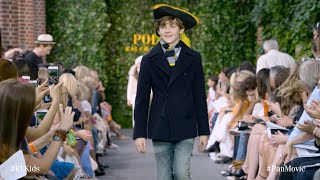 ralph lauren childrens fall 2015 fashion show holiday