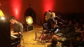 Glen Hansard Rob Bochnik The Ocelots Wedding Ring Ulrichskirche Halle