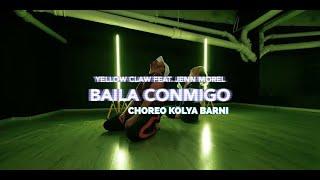 Yellow Claw feat. Saweetie, INNA, Jenn Morel - Baila Conmigo  | choreographer: Kolya Barni