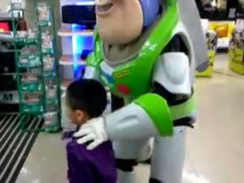 Buzz Lightyear - YouTube