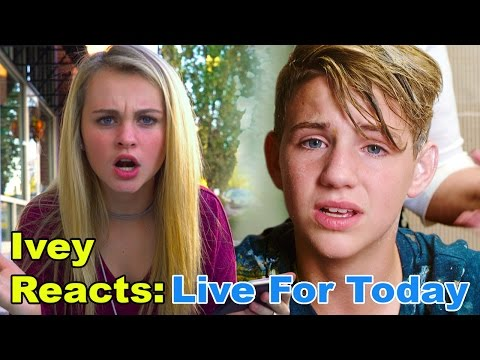 Ivey Reacts: Live For Today by MattyBRaps