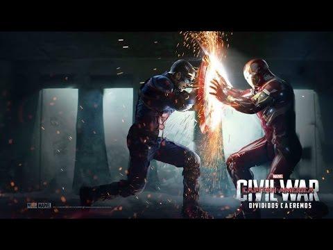SuperBat 257/rolandthehedgehog/WolfLegend Captain America Civil War Blog