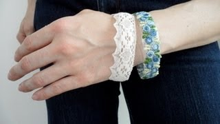 How to make a Bracelet from a Plastic Bottle - OWIMO Design Upcycling Thumbnail