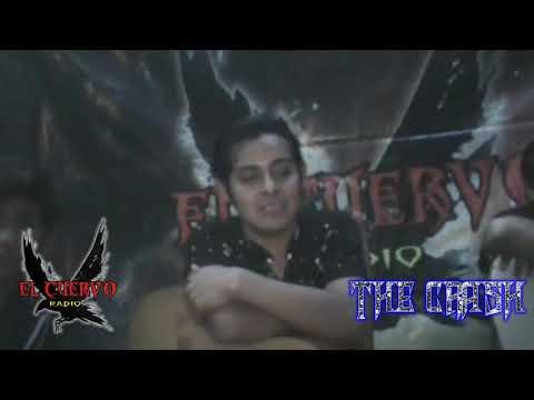 The Crash La entrevista Parte 8 En El Cuervo Radio