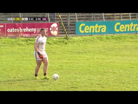 2017 EirGrid GAA Connacht U21 Football Championship Final - Sligeach v Gaillimh