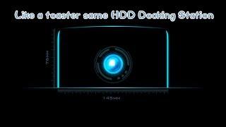 Like a toaster same HDD Docking Station-ORICO