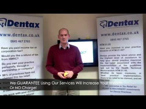 Introduction To Capital Allowances For Dentists By Dentax