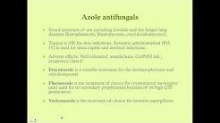 Antifungals - CRASH! Medical Review Series