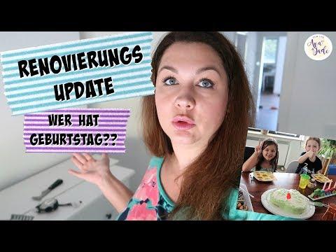 Renovierungs UPDATE 🛠️ WER feiert Geburtstag?? 💕 Our Life Ava & Jade VLOG