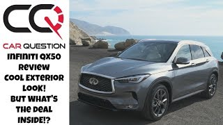 Infiniti QX50 Review: Technology that buyers won