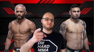 UFC 255 Picks | After The Weigh-In | Where Do I Watch This Video?