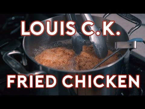 How to Make Louis C.K.'s Totally Underappreciated Fried Chicken