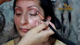 Pakistani bridal makeover