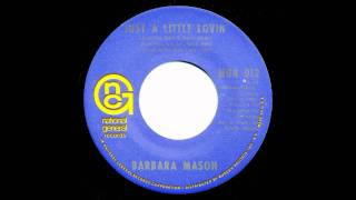 Barbara Mason - Just a Little Lovin