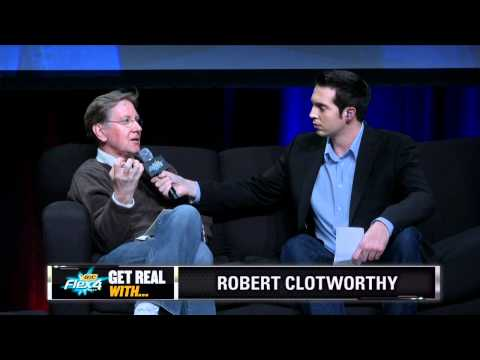 Get Real With... Robert Clotworthy at the Spring Championship