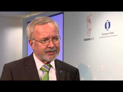 EBRD Annual Meeting: Emerging Europe, Emerging Asia