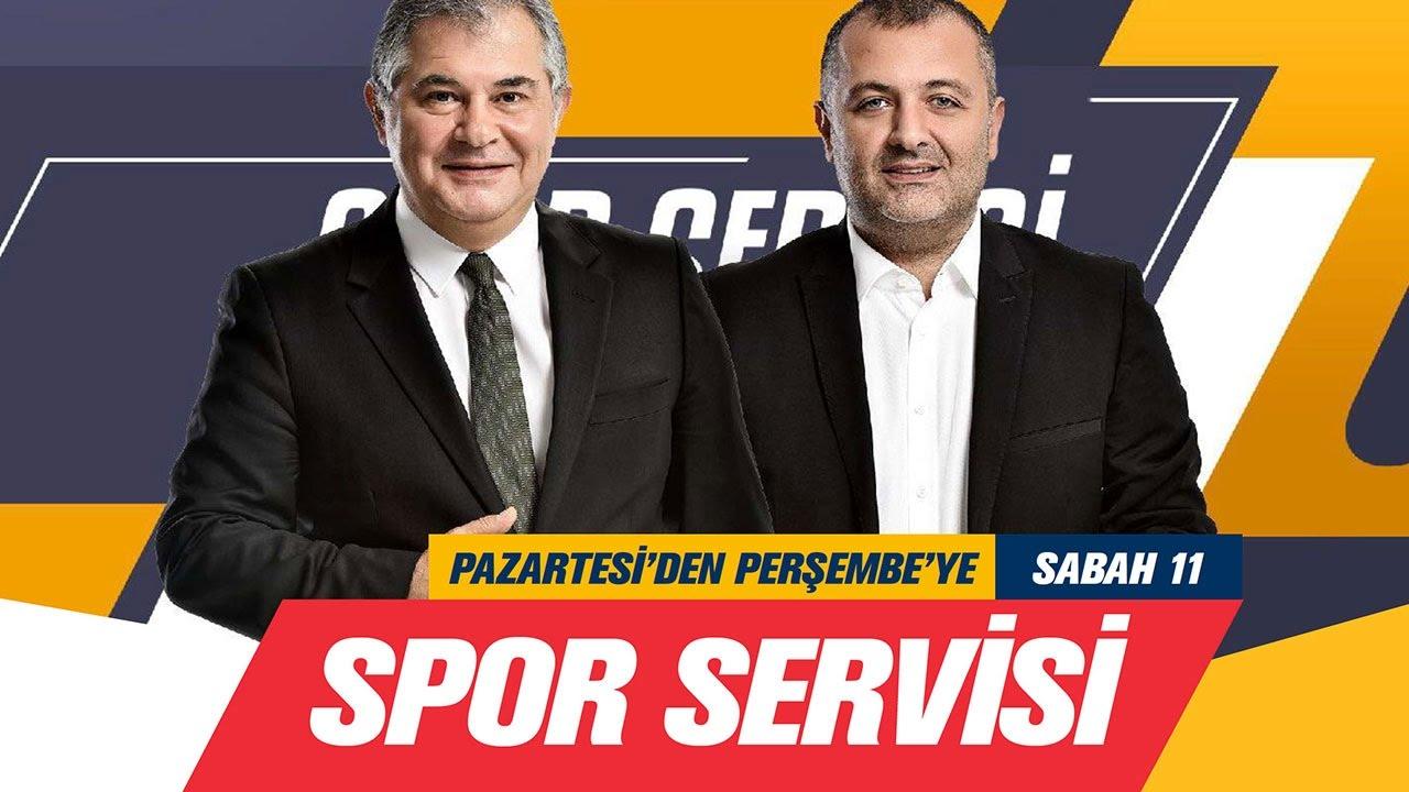 Spor Servisi Derbi Özel 23 Nisan 2017