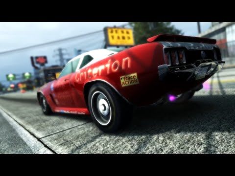 Burnout Paradise Remastered - Cavalry Burning Route 44.83 WR
