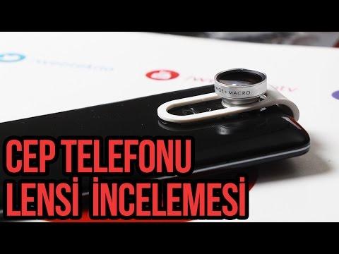 İlginç Ürünler - Cep Telefonu Lensi